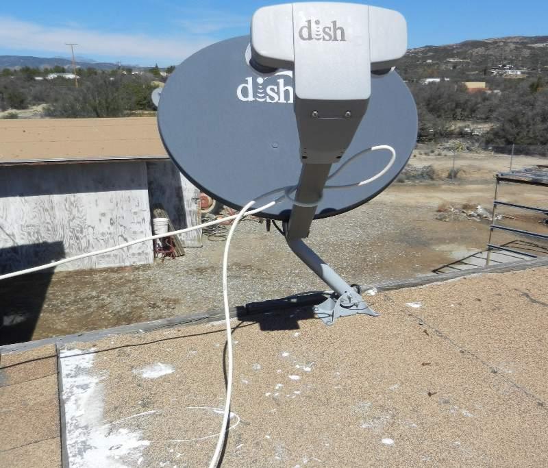 Improper Dish Mount One