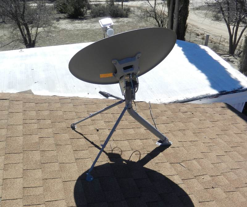 Proper Dish mount One